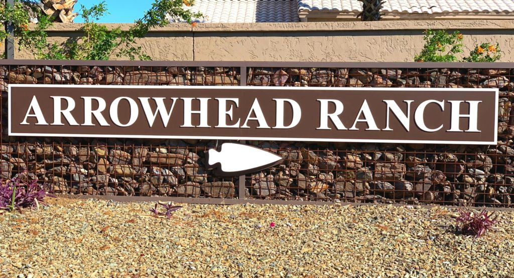 Glendale Arizona Arrowhead Ranch