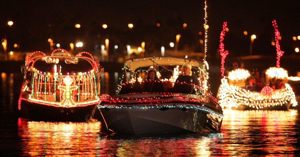 Phoenix Holiday Festivities Fantasy of Lights Boat Parade The Rigo Team  Glendale Homes